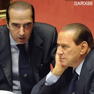 Gasparri Berlusconi