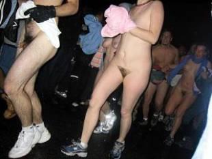 Berkeley nude streak college naked run
