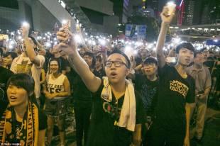 occupy central continuano le proteste di hong kong 4