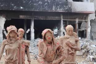 sangue e argilla a gaza