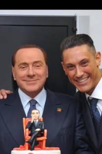 Silvio Berlusconi RUDY CAVAGNOLI