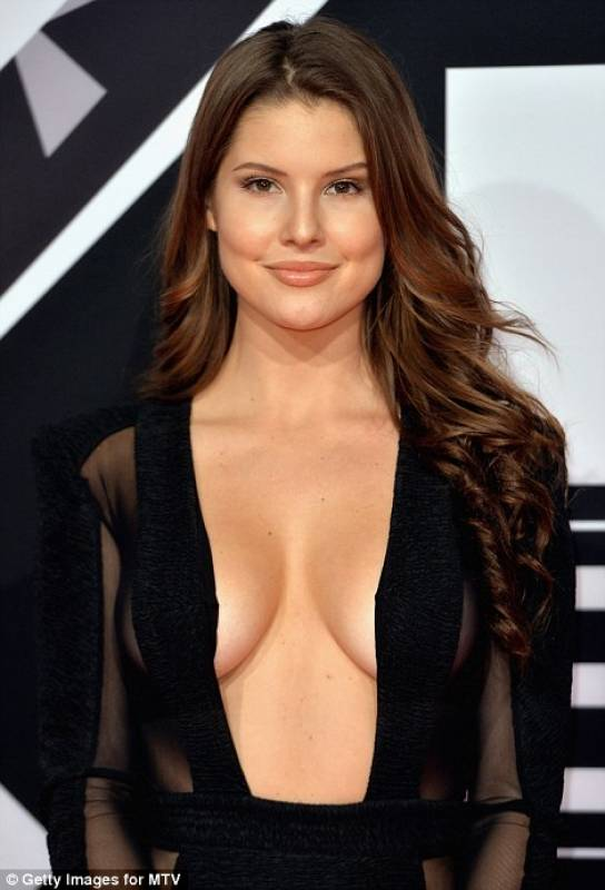 amanda cerny nipple
