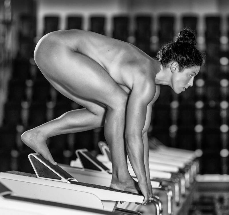 Athletes And Sport Stars Go Nude