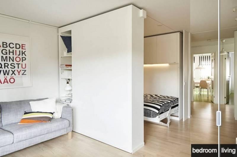 il futuro di ikea? le pareti mobili, per trasformare il salotto in ... - Pareti Mobili Prezzi