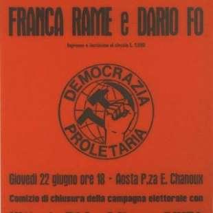 DARIO FO FRANCA RAME