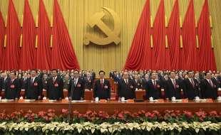 19 CONGRESSO DEL PCC CINA