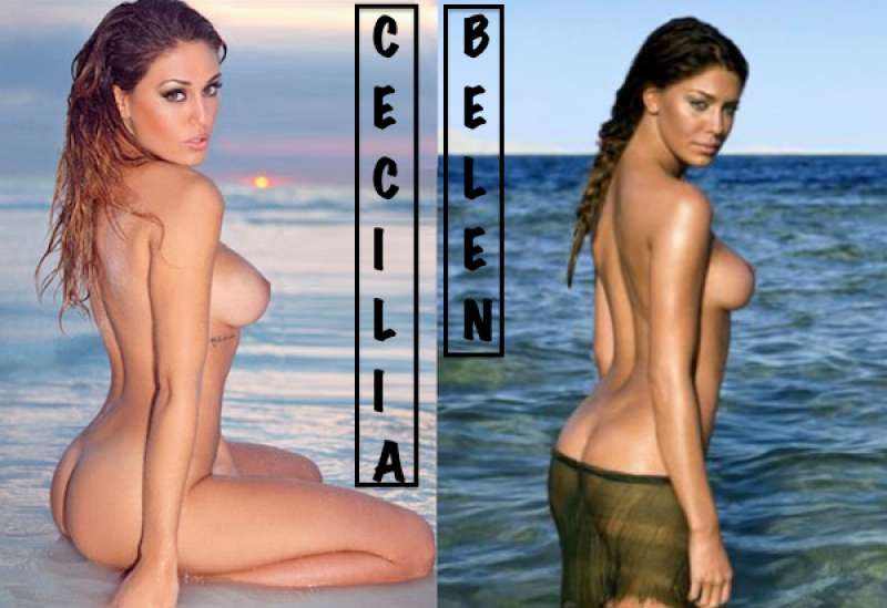 Cecilia Rodriguez Calendario For Men.Dagospia