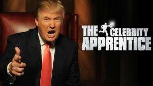 THE APPRENTICE DONALD TRUMP