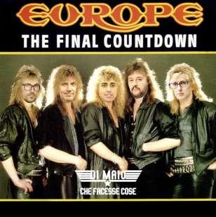 EUROPE THE FINAL COUNTDOWN