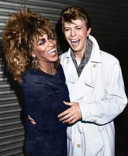tina turner david bowie