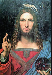 Salvator Mundi de Ganay