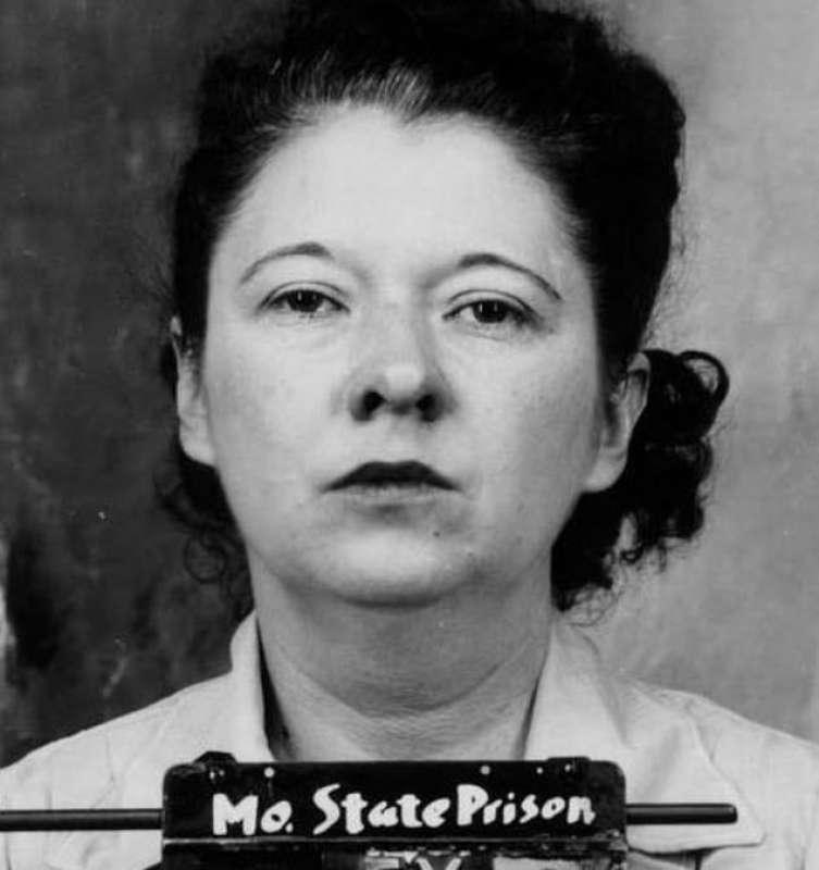 bonnie heady camera a gas nel 1953