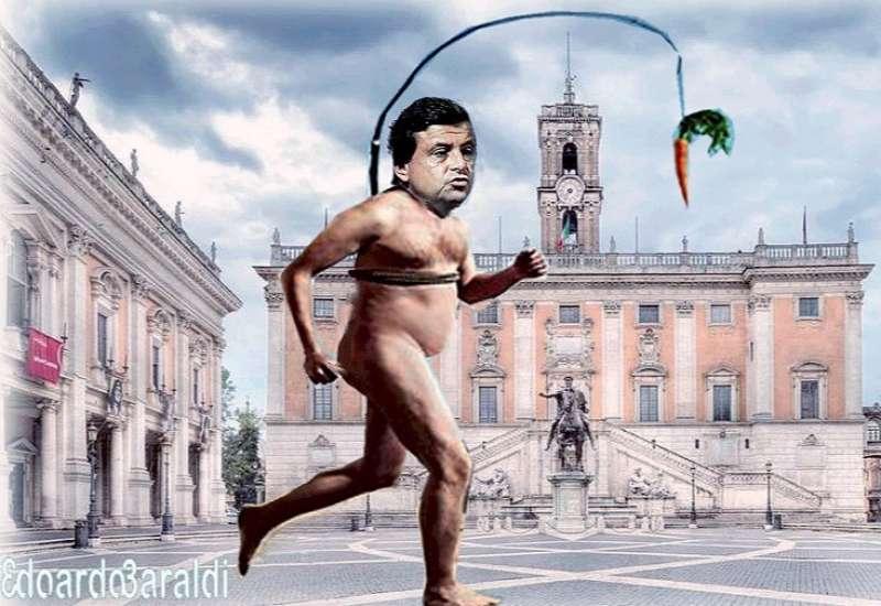 CARLO CALENDA SI CANDIDA A ROMA BY EDOARDOBARALDI