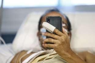 coronavirus paziente all ospedale san filippo neri di roma
