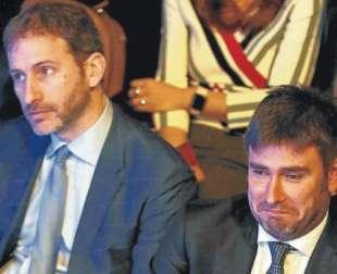 DAVIDE CASALEGGIO E ALESSANDRO DI BATTISTA