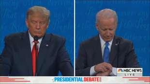 dibattito donald trump joe biden