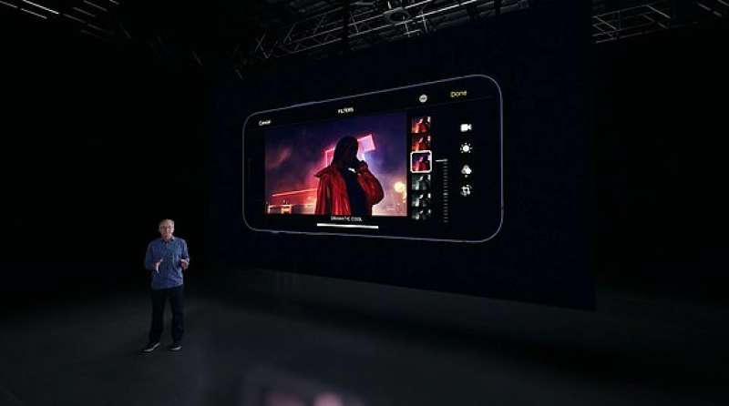 iphone 12 fa video in hdr con dolby vision