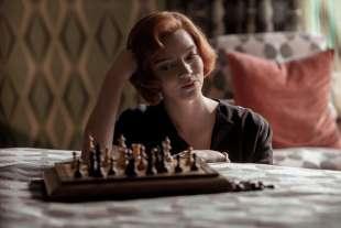 la regina degli scacchi 1