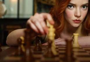 la regina degli scacchi 2