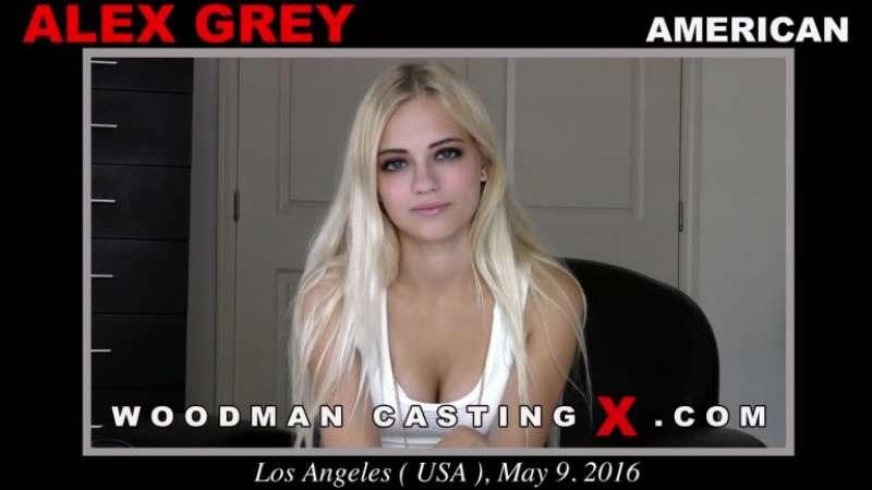 Pierre woodman casting x alex grey - Dago fotogallery