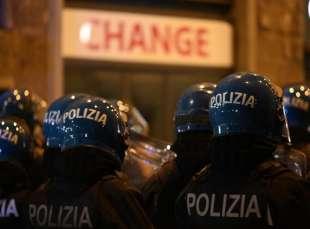 protesta contro le misure anti covid a firenze 18 91