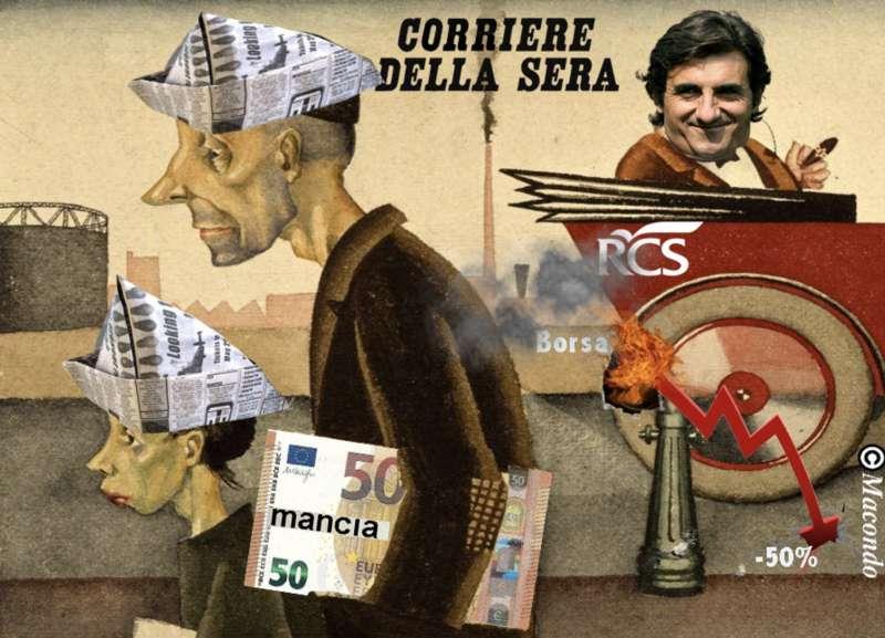 URBANO CAIRO BY MACONDO