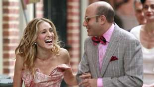 willie garson e sarah jessica parker in sex and the city 1