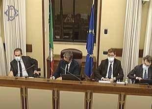 AUDIZIONE DI CARLO FUORTES IN COMMISSIONE VIGILANZA