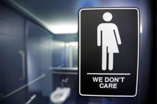 bagni per transessuali