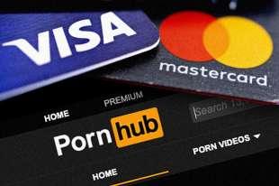 carte di credito e pornhub