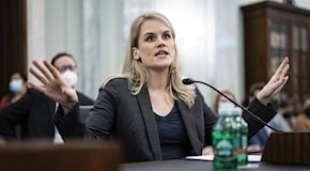 Frances Haugen al Senato 3