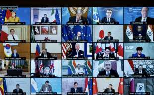 g20 straordinario sull afghanistan