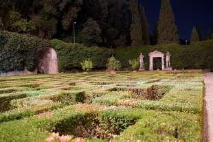 giardino di villa madama