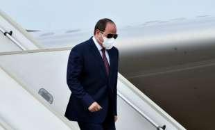il presidente egiziano al sisi 3