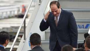 il presidente egiziano VERITàVERITàal sisi 4