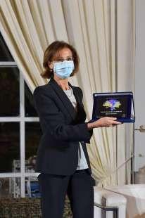 la ministra marta cartabia ritira il premio atena foto di bacco (2)