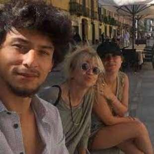 luciana littizzetto con i suoi figli 2