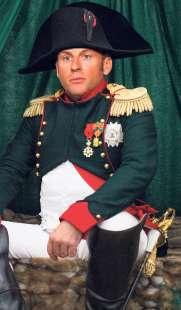 Macron come Napoleone
