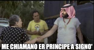 MEME MOHAMMED BIN SALMAN PIF