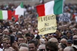 no green pass a roma 11