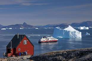 scioglimento ghiacci artico 2