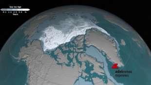 scioglimento ghiacci artico 5