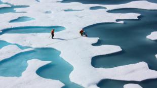 scioglimento ghiacci artico 6