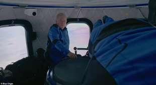 william shatner nello spazio 2