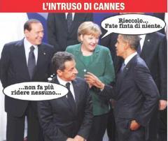 L'intruso di Cannes dal Fatto Quotidiano