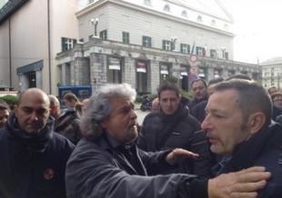 A GENOVA IL TRASPORTO PUBBLICO E' FALLITO