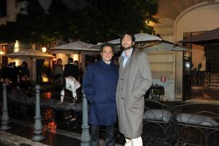 Michel Martone e Giampaolo Toriello