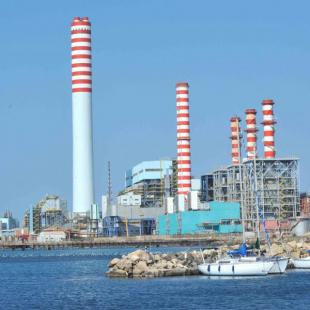 tirreno power centrale di vado ligure