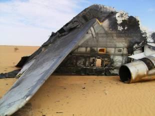 air cocaine nel sahara