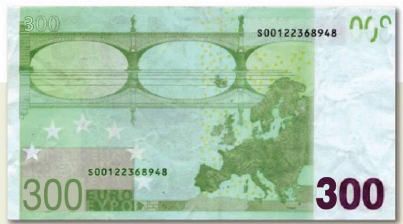 Biglietto da 300 euro falso dago fotogallery for Schlafsofa 300 euro